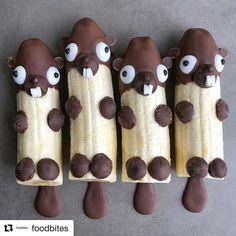 Entzückende Bananenbiber! - #Bananenbiber #Entzückende