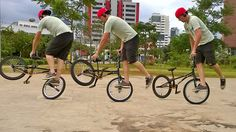 Flatland BMX! Photo of the day at The Mobile Photography Blog