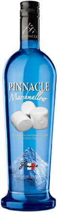 """Marshmallow vodka...They also make Whipped Cream flavor which is delicious mixed with the liqueur """"Adult Chocolate Milk."""" There's also a cake flavor as well."""