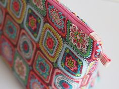 Project Bag sewing tutorial by betsymakes