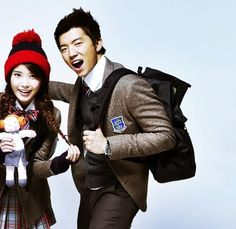 Dream High<3 the cutest couple there -- I think they should be in another drama together because that would be awesome.
