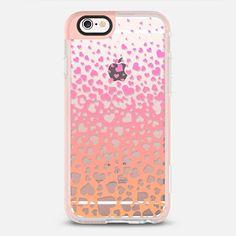 Sunrise Field Of Hearts  - New Standard Pastel iPhone 6s Case