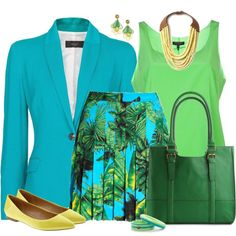 Las Palmas, created by silverlining07 on Polyvore