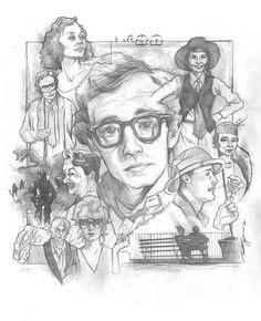 Films of Woody Allen
