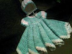 Preemie Girls Dress