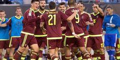 #Venezuela stun Uruguay 1-0, close in on last-eight berth
