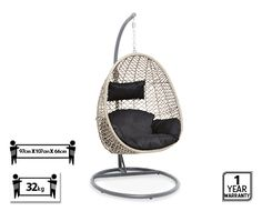 Chairs At Ashley Furniture Code: 2492123030 Hammock Balcony, Hammock Chair, Hanging Chair, Egg Chair, Sofa Chair, Kids Gym Equipment, Restaurant Chairs For Sale, Single Chair, Eames Chairs