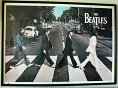 abbey road by ~Nadesiko on deviantART Abbey Road, The Beatles, Retro, Deviantart, Retro Illustration, Beatles