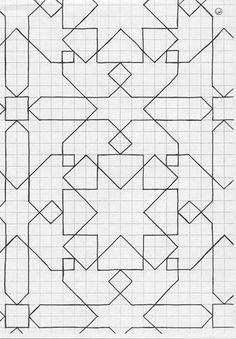 Islamic Art - Carreaux 3