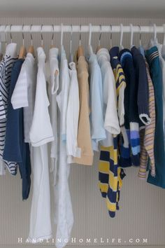 How to declutter and organize your kids closets and clothes. organization kids Best Tips for Organizing Kids Clothes That Will Simplify Mornings Organizing Kids Books, Kids Clothes Organization, Paper Organization, Organize Kids, Kid Closet, Kids Pants, Declutter, Closets, Kids Bedroom
