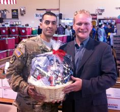 Thank you, @UpperDeckSports, for  giving back to the Military through Operation Gratitude!