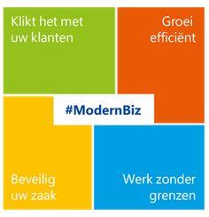 Microsoft #ModernBiz  http://www.christiaens.net/nl/nieuws/modernbiz-maak-technologie-een-bedrijfsvoordeel