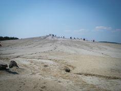 Vulcanii Noroiosi - o minune naturala la 150 km de Bucuresti Romania, Chile, Mountains, Beach, Places, Water, Travel, Outdoor, Europe
