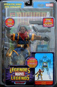 Marvel Legends Apocalypse Series Bishop