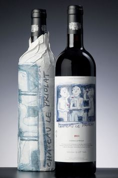 Chateau Priolat on Packaging of the World - Creative Package Design Gallery