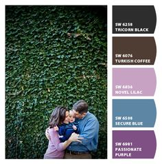 I am now completely obsessed with SW's new marketing site: letschipit.com -- turn any photo into a color palette instantly. A great tool for homeowners, designers or color geeks like me. Photography © the-summerhouse.com