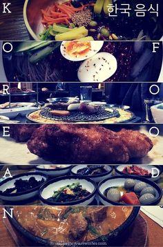 Korean Food by Duke Stewart