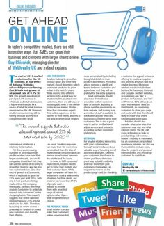 Webloyalty MD Guy Chiswick, about how retailers can get ahead online: http://webloyaltyuk.com/2013/08/30/how-can-retailers-get-ahead-online-webloyaltys-guy-chiswick-writes/