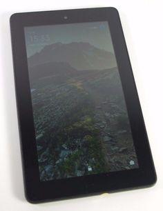 "Amazon Kindle Fire 2015 5th Generation 8GB 7"" Tablet Black  1202197 #Amazon"