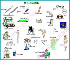 Forum | ________ Learn English | Fluent LandMedicine Vocabulary | Fluent Land