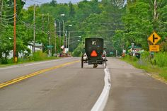 A Drive Through Amish Country. | Tom The Backroads Traveller
