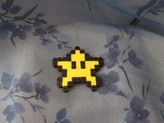 Starman Super Invinciblity Star  Pixel Art  Small by emmadreamstar