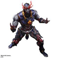 Figures Comics / Movies : DC Comics Variant Play Arts Kai Action Figure Darkseid 29 cm ( Square Enix )