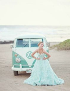 bodas en color mint