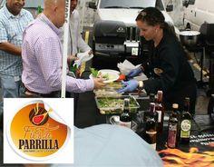Celebración dentro de compañía, equipo de DAXA Venezuela, del día del padre 2015, Fiesta Parrilla una Parrilla en tu fiesta. Gourmet, Grilling, Father, Venezuela, Fiesta Party, Food