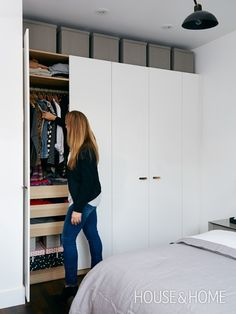 Tall Closet    Make The Space Feel A Lot Less Cluttered By Using Tall,