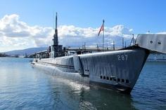 USS Bowfin submarine .. the avenger of Pearl Harbor