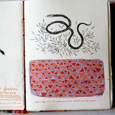 Leah and I were so excited when Becca responded quickly about being part of the sketchbook series. And who wouldn't be, her sketchbooks are simply ... read more