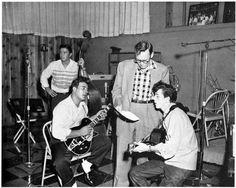 Gene Vincent, Nashville, 1956   Flickr - Photo Sharing!