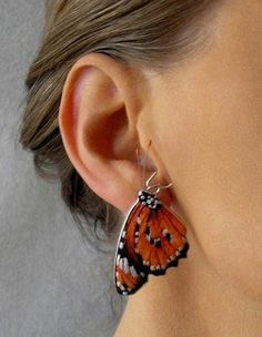 Jewelry Accessories - A touch of shading - Butterfly Una nota de color - Maripos . - Jewelry Accessories – A note of shading – Butterfly Una nota de color – Mariposa A note … - Cute Jewelry, Jewelry Accessories, Fashion Accessories, Jewelry Design, Fashion Jewelry, Gold Fashion, Style Fashion, Color Note, Bling