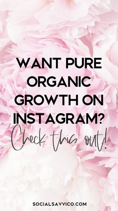 If you've been looking for organic strategies that can provide real growth on Instagram... then let me share with you what I do for my current clients to get guaranteed growth without bots or spammy tactics! #instagram #socialmedia #socialmediamarketing Social Media Content, Social Media Tips, Social Media Marketing, Organic, Instagram, Social Media