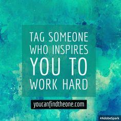 youcanfindtheone.com #workhard #hardwork #success #motivational #inspirational Believe In You, Work Hard, Motivational, Calm, Success, Inspirational, Hard Work, Inspiration