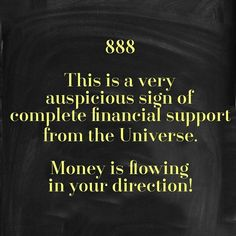 Manifestation Miracle: The Secret For Manifesting Wealth Happiness Love & Success Numerology Numbers, Numerology Chart, Wealth Affirmations, Positive Affirmations, 888 Meaning, Spiritual Prayers, Spiritual Guidance, Number Meanings, Motivational Quotes
