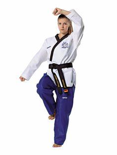 Dobok Taekwondo poomse Kwon WTF