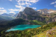 Grinnell Lake ☺♥☼