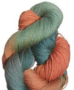 Lorna's Laces Shepherd Sock Yarn - Turtle Rodeo