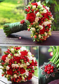 Букет невесты (5000 руб)