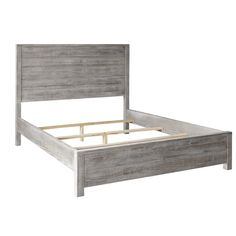Shop Joss & Main for your Jayden Bed. Give your bedroom a rustic chic look with the warmth of this solid wood bed. This design features a panel headboard and foot board made of 100% solid pine wood from Southern Brazil, this bed features a sturdy frame construction that can last for years.