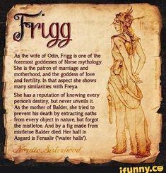 Norse Mythology Goddesses, Greek Mythology Gods, Norse Goddess, Goddess Of Love, Gods And Goddesses, Valkyrie Norse Mythology, Triple Goddess, Pagan Gods, Norse Pagan
