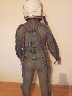 Flight Pilot Helmet GSH 6 Pressure Suit VKK 6 MIG 25 Soviet Russia Cold War | eBay