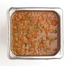 Chipotle Mexican Grill Copycat Recipes: Tomatillo Green-Chili Salsa (medium hot)