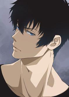 Kogami Shinya | Psycho Pass | ♤ Anime ♤