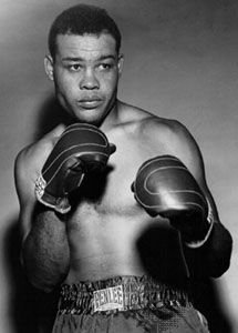 """Considered by many to be one of the greatest boxers to ever live, Joe Louis or """"The Brown Bomber"""" was an undisputed champion in the 30s. He was known for his 1-2 punch and his devastating knockouts, separating him from the rest during the 1930s."""