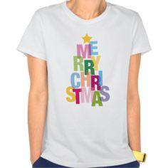 ご家族やご友人とのクリスマスパーティを盛り上げる、こんなキュートなTシャツはいかが?? #zazzle #クリスマス