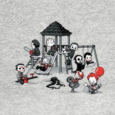 Horror Movie Posters, Horror Movie Tattoos, Horror Movie Characters, Horror Cartoon, Funny Horror, Horror Icons, Creepiest Horror Movies, Scary Movies, Arte Horror