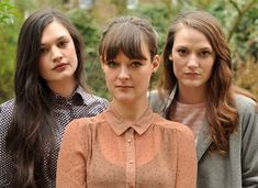the staves. I love these girls Sound Of Music, Kinds Of Music, Music Love, New Bands, Cool Bands, Indie Love Songs, Indie Music, Damian Marley, Best Headphones